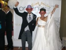 Photocall boda eventos